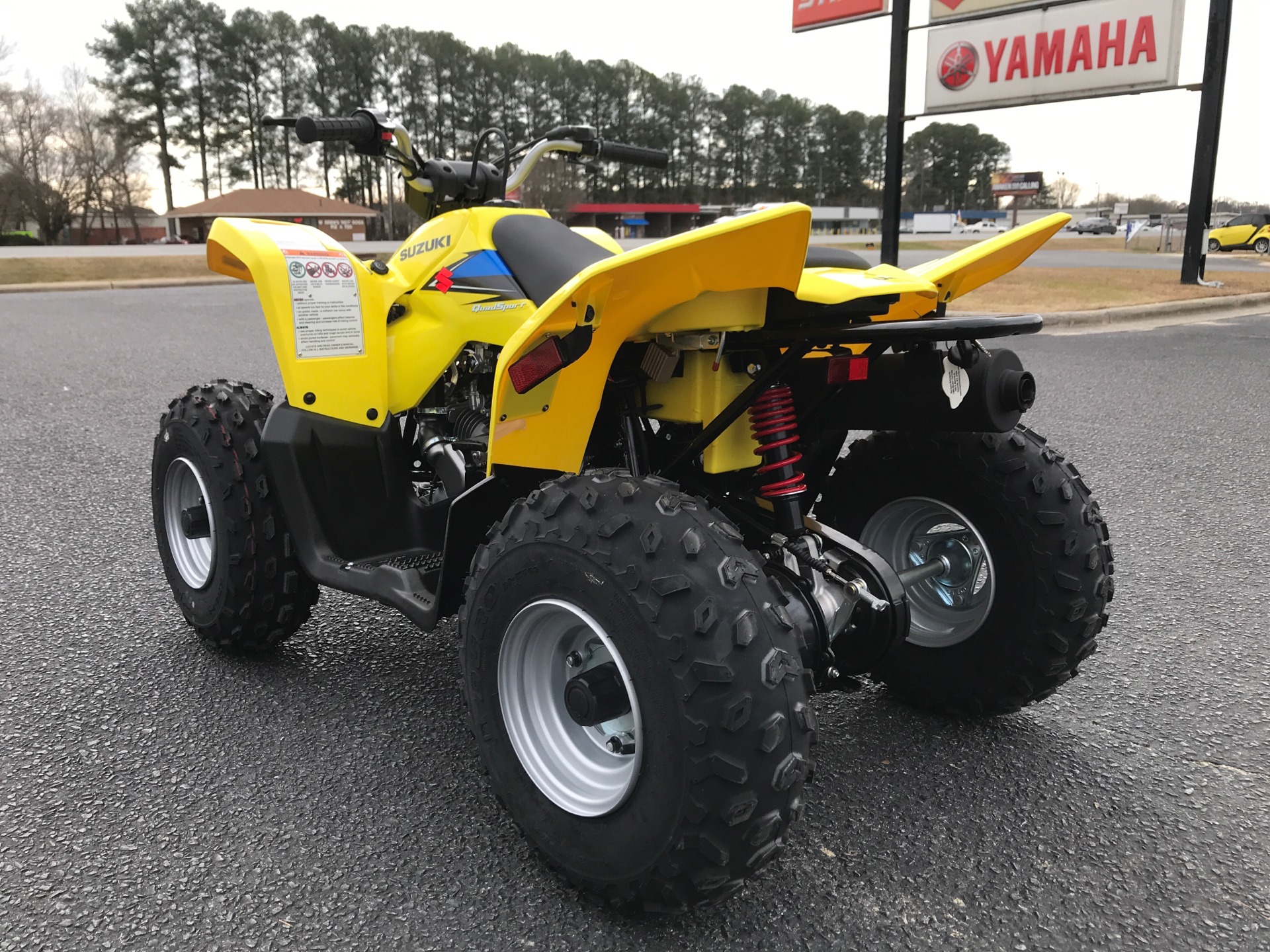 2021 Suzuki QuadSport Z90 in Greenville, North Carolina - Photo 6