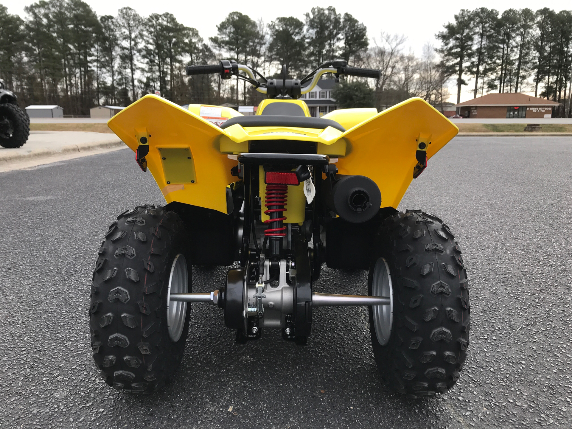 2021 Suzuki QuadSport Z90 in Greenville, North Carolina - Photo 7