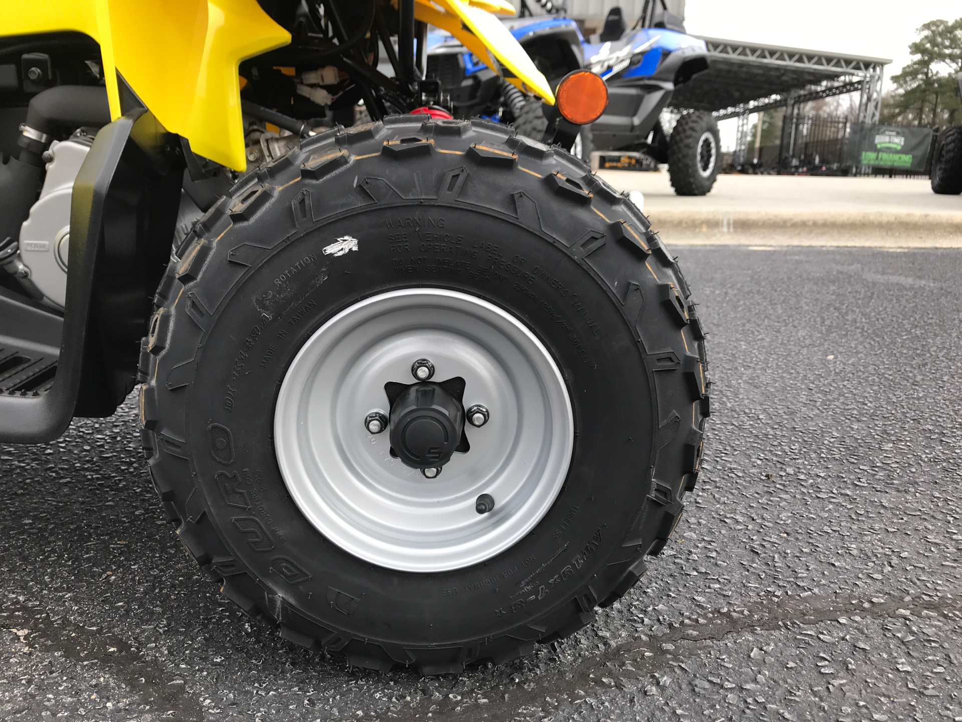 2021 Suzuki QuadSport Z90 in Greenville, North Carolina - Photo 10