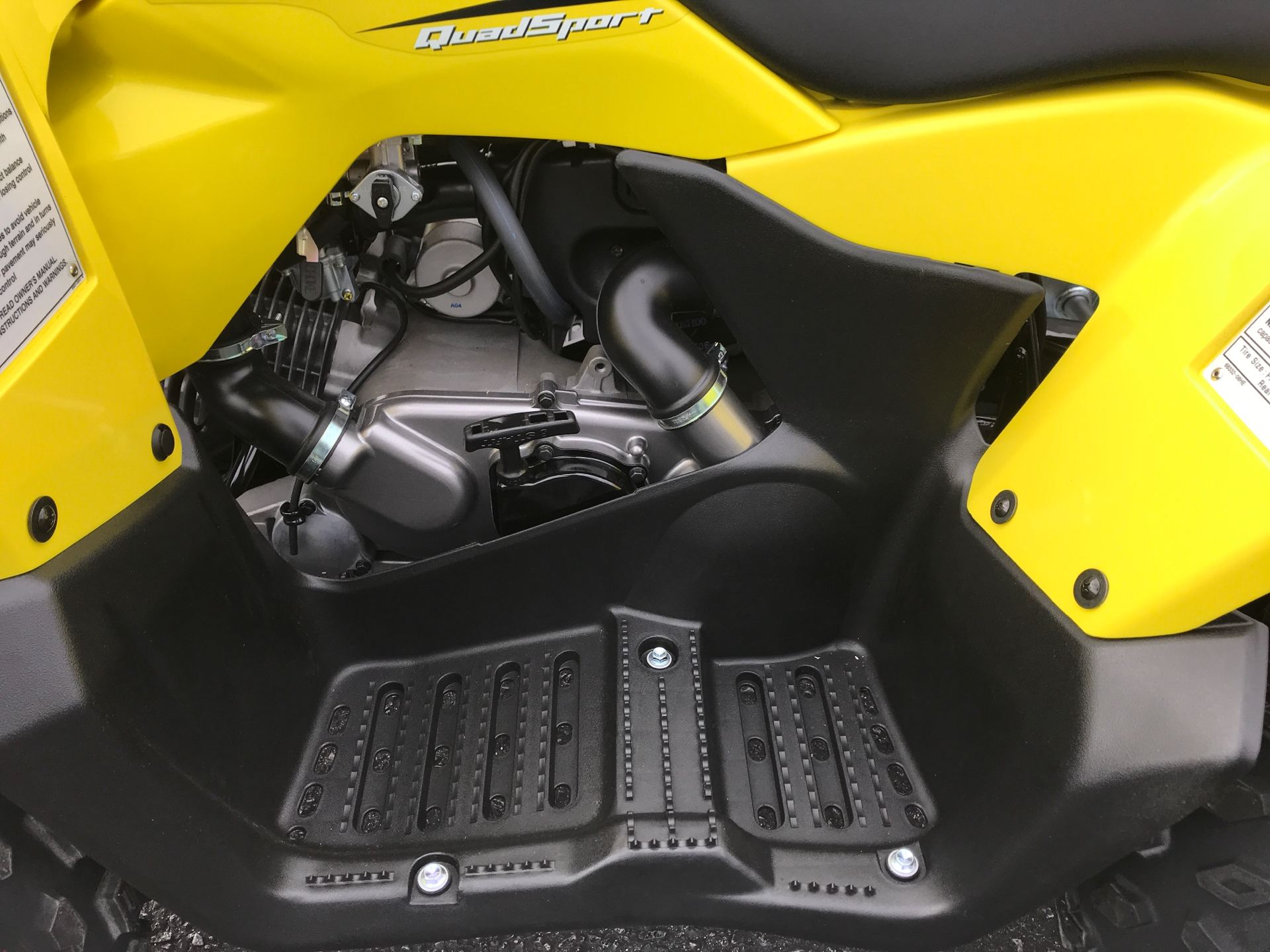2021 Suzuki QuadSport Z90 in Greenville, North Carolina - Photo 13