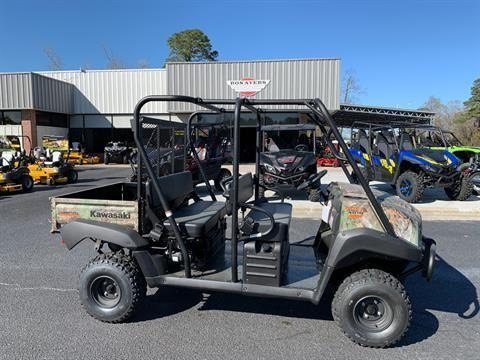2020 Kawasaki Mule 4010 Trans4x4 Camo in Greenville, North Carolina