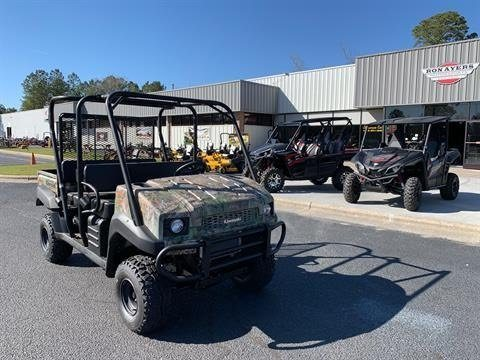 2020 Kawasaki Mule 4010 Trans4x4 Camo in Greenville, North Carolina - Photo 3