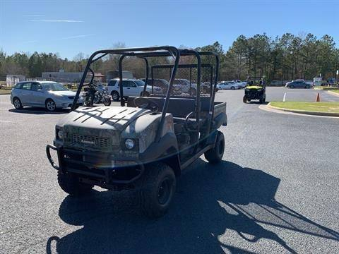 2020 Kawasaki Mule 4010 Trans4x4 Camo in Greenville, North Carolina - Photo 5