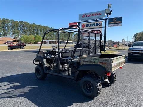 2020 Kawasaki Mule 4010 Trans4x4 Camo in Greenville, North Carolina - Photo 8