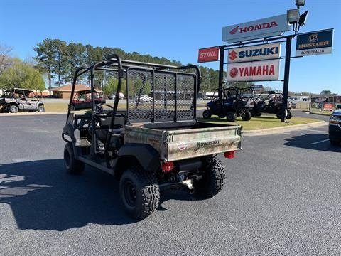 2020 Kawasaki Mule 4010 Trans4x4 Camo in Greenville, North Carolina - Photo 9