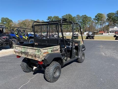 2020 Kawasaki Mule 4010 Trans4x4 Camo in Greenville, North Carolina - Photo 11
