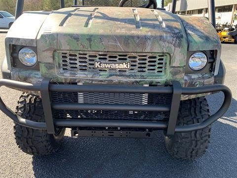 2020 Kawasaki Mule 4010 Trans4x4 Camo in Greenville, North Carolina - Photo 12