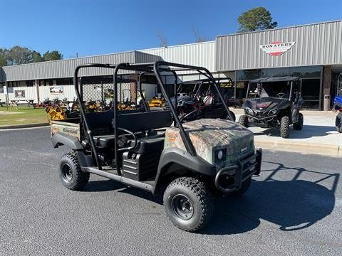2020 Kawasaki Mule 4010 Trans4x4 Camo in Greenville, North Carolina - Photo 2