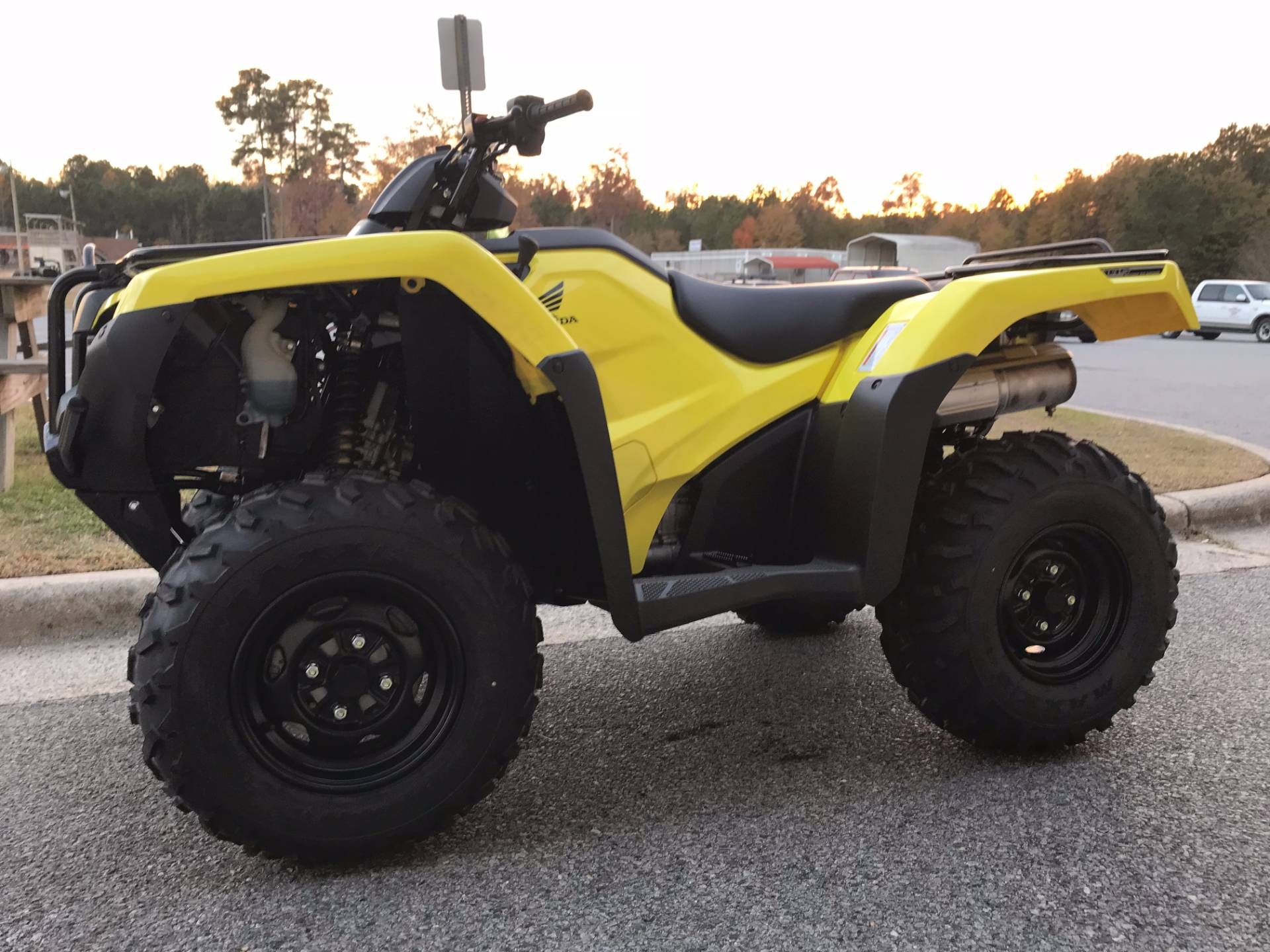 2018 Honda FourTrax Rancher 4x4 DCT IRS EPS in Greenville, North Carolina
