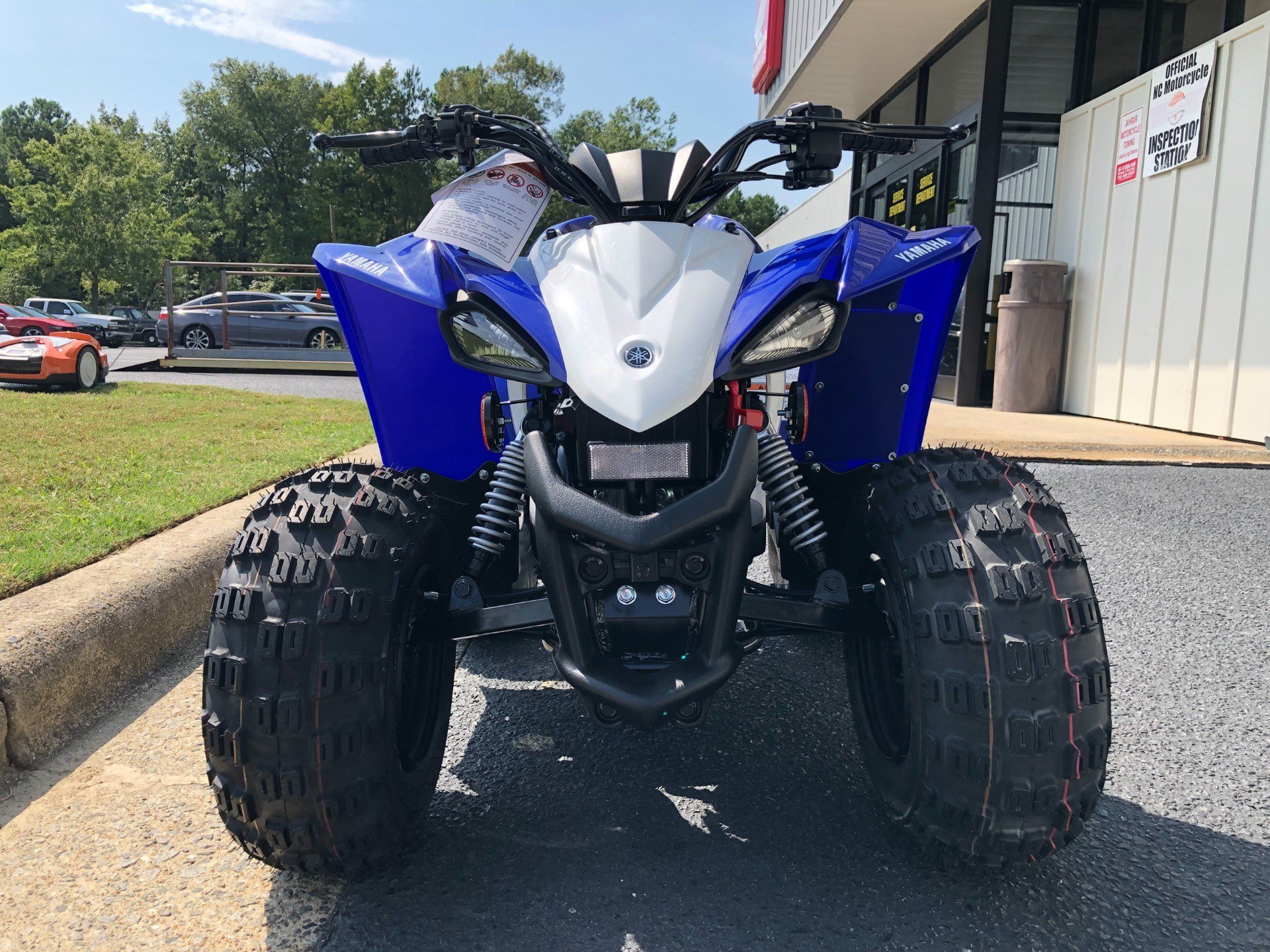 2020 Yamaha YFZ50 in Greenville, North Carolina - Photo 3