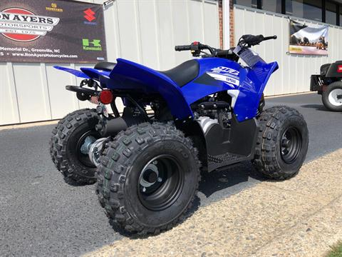 2020 Yamaha YFZ50 in Greenville, North Carolina - Photo 8