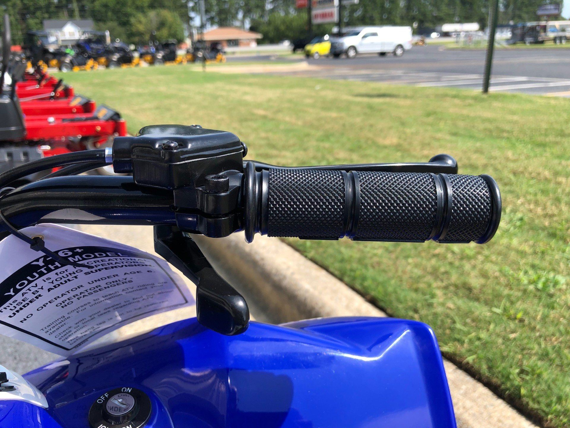 2020 Yamaha YFZ50 in Greenville, North Carolina - Photo 15