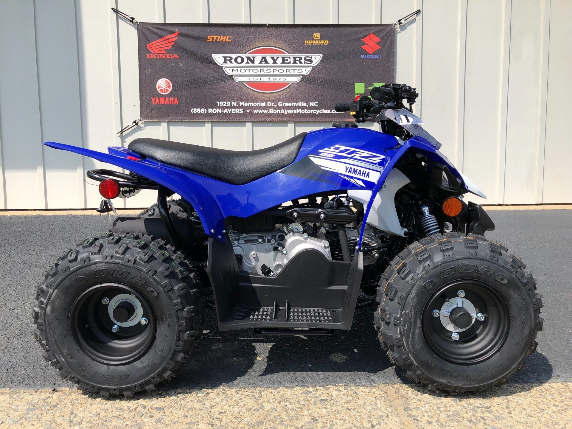 2020 Yamaha YFZ50 in Greenville, North Carolina - Photo 16