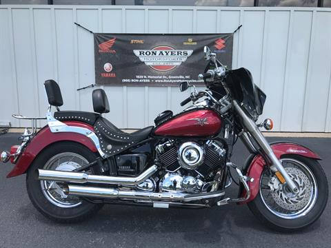 2004 Yamaha V Star 650 in Greenville, North Carolina