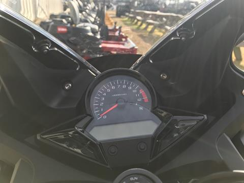 2018 Honda CBR300R in Greenville, North Carolina - Photo 18