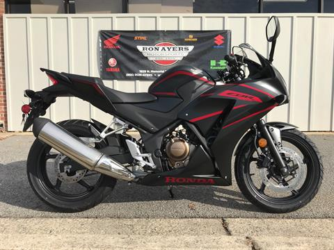 2018 Honda CBR300R in Greenville, North Carolina - Photo 21