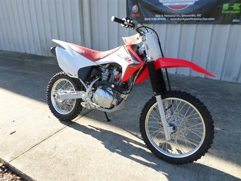 2017 Honda CRF150F in Greenville, North Carolina