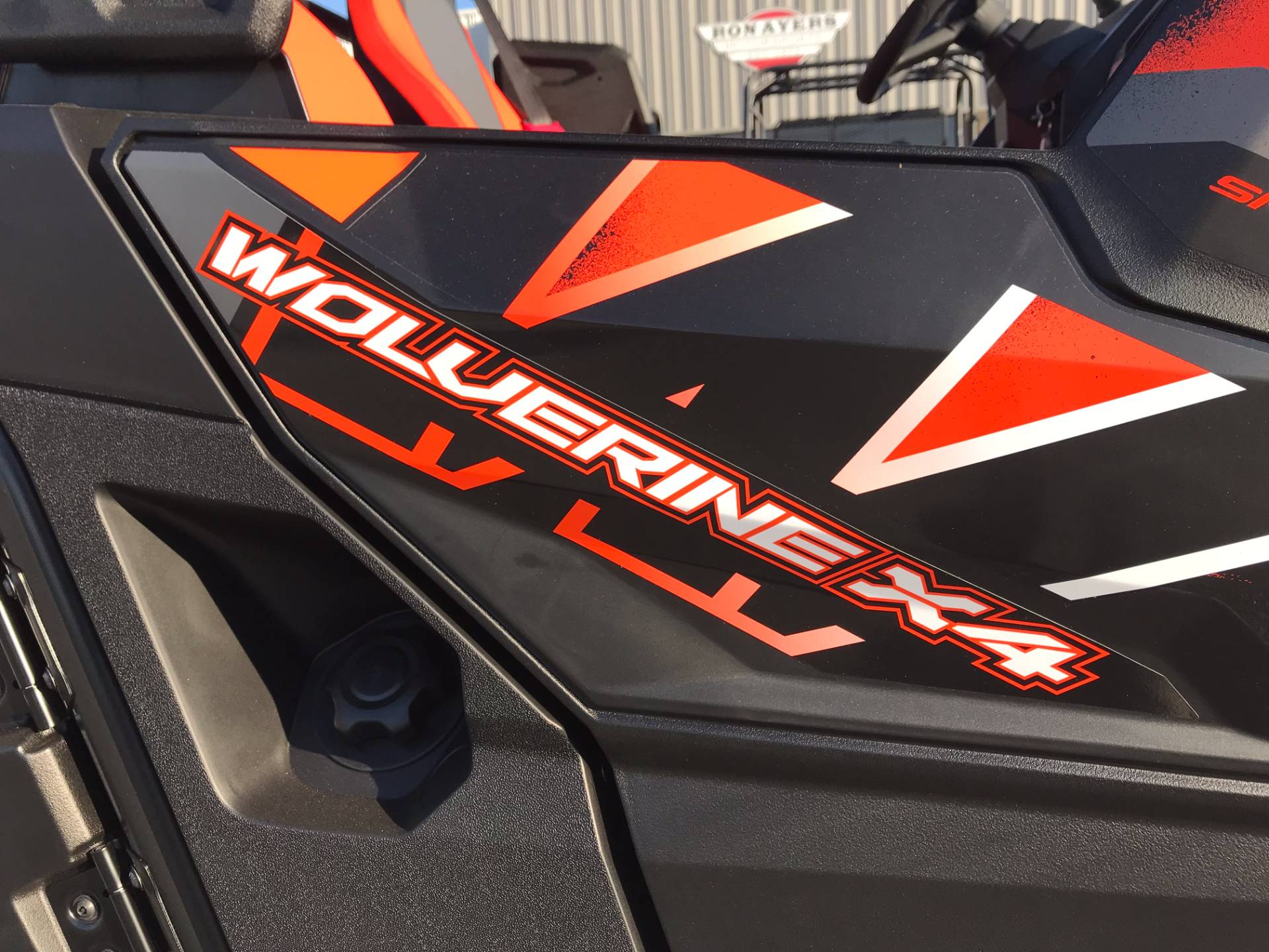 2018 Yamaha Wolverine X4 SE in Greenville, North Carolina - Photo 18