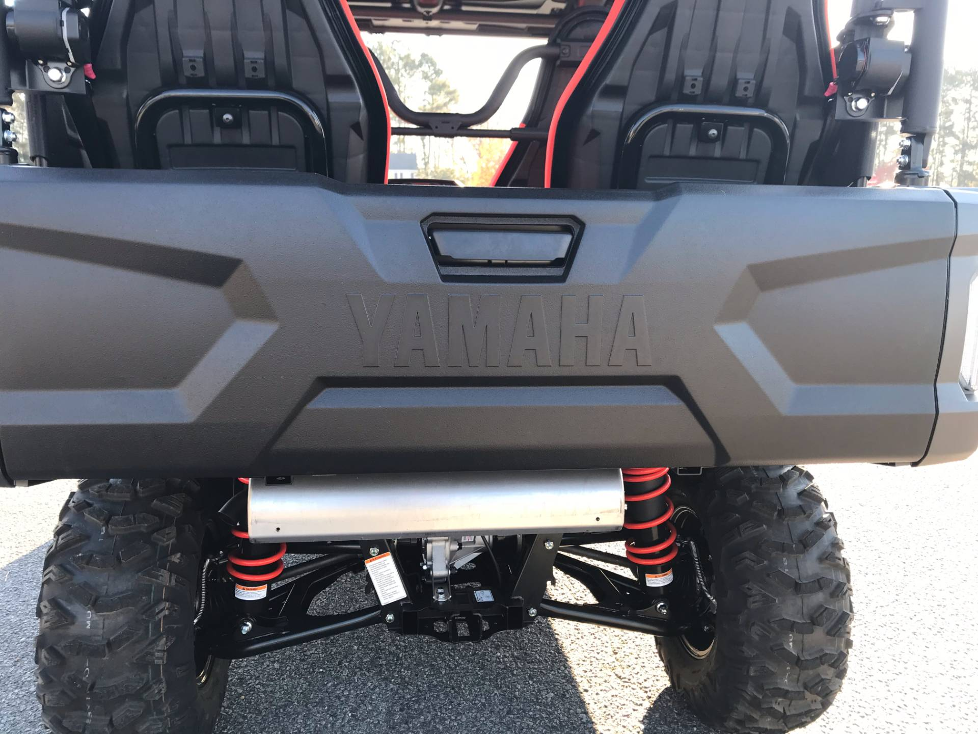 2018 Yamaha Wolverine X4 SE in Greenville, North Carolina - Photo 29