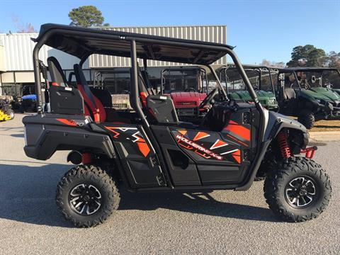 2018 Yamaha Wolverine X4 SE in Greenville, North Carolina - Photo 32