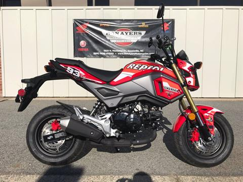 2018 Honda Grom in Greenville, North Carolina - Photo 19
