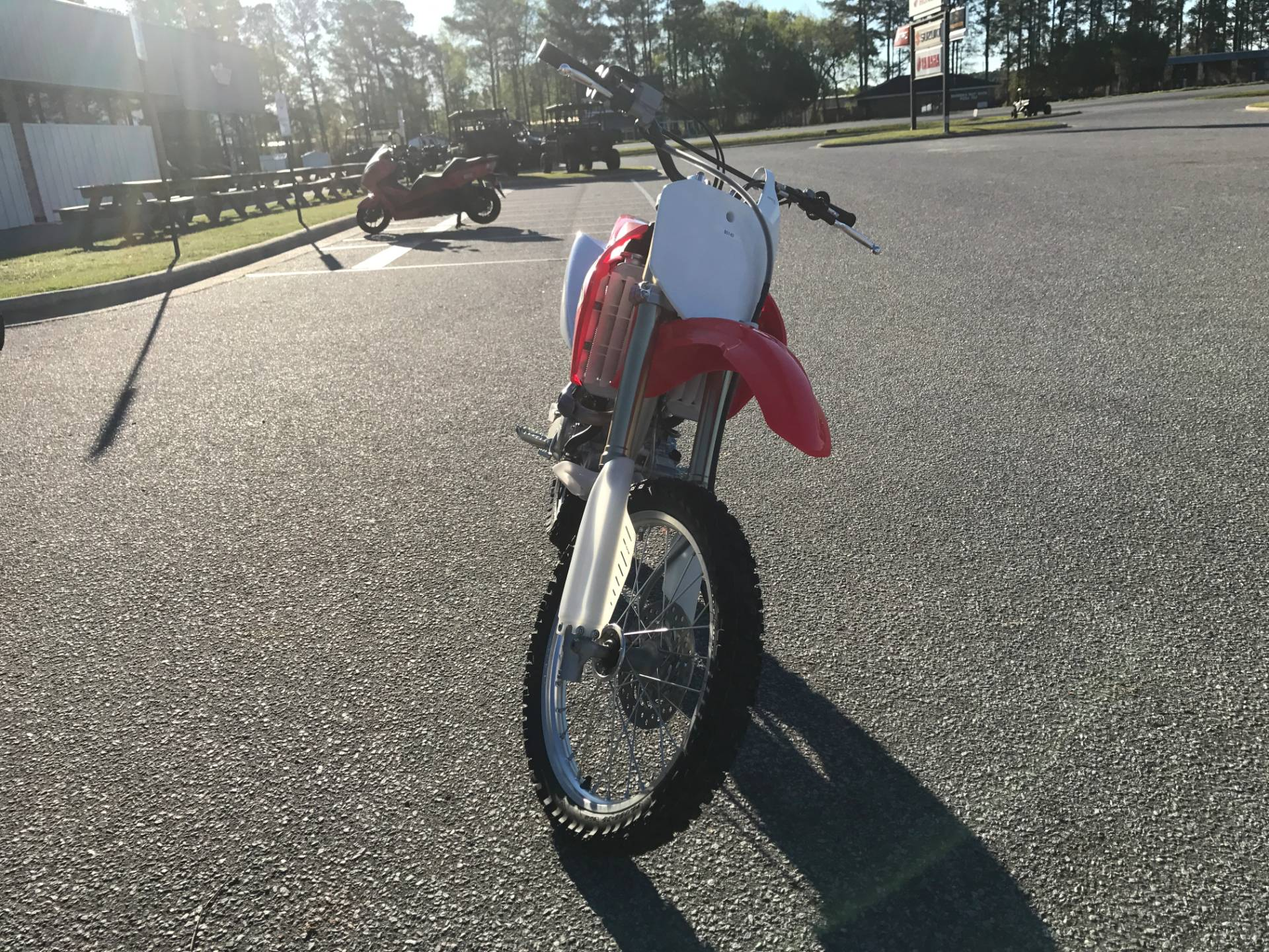 2017 Honda CRF150R Expert in Greenville, North Carolina
