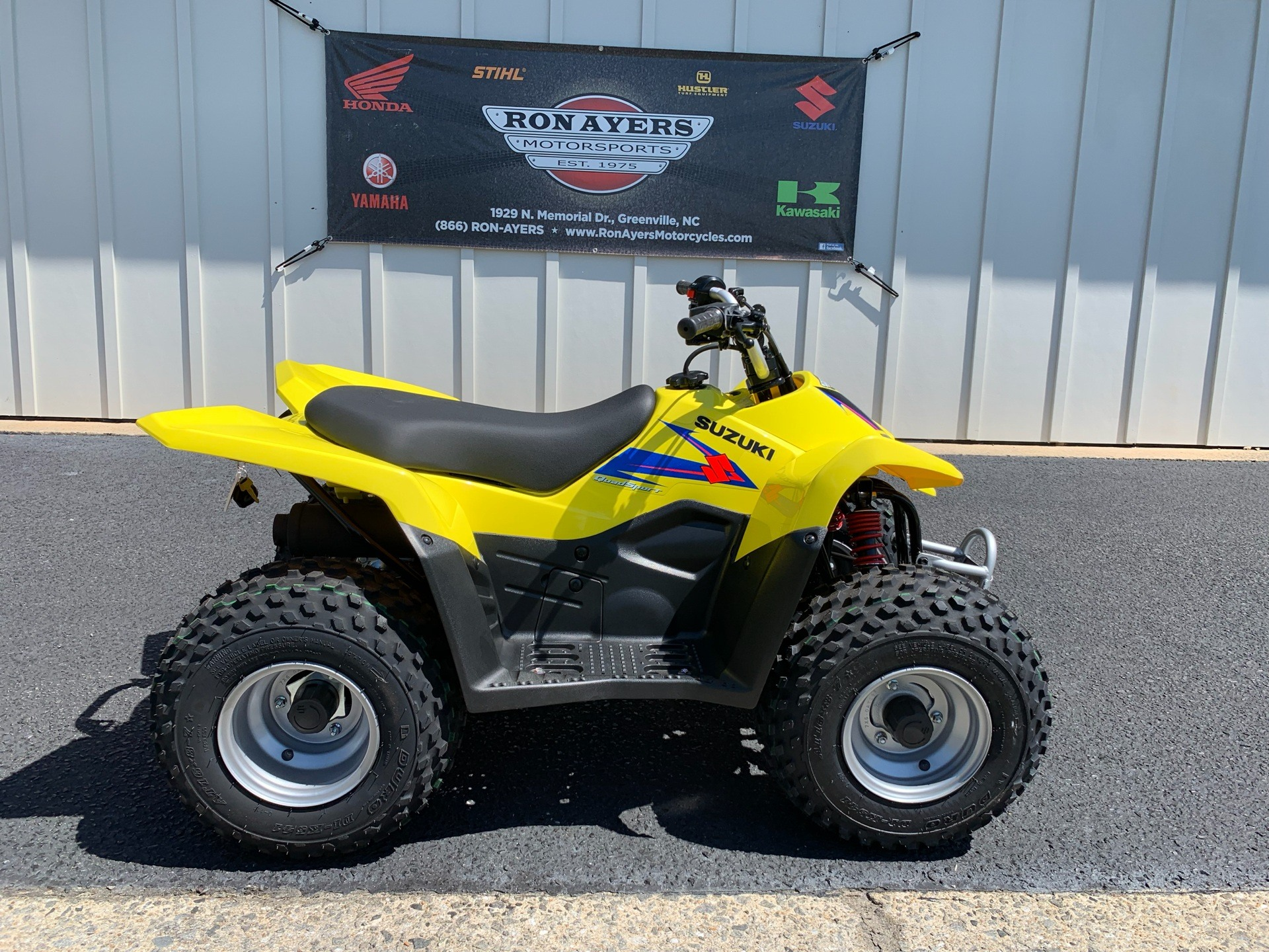 2019 Suzuki QuadSport Z50 in Greenville, North Carolina - Photo 1