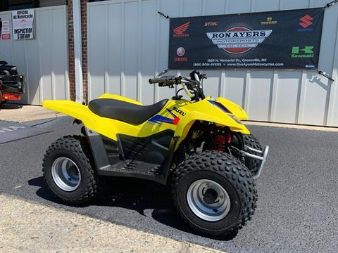 2019 Suzuki QuadSport Z50 in Greenville, North Carolina - Photo 2