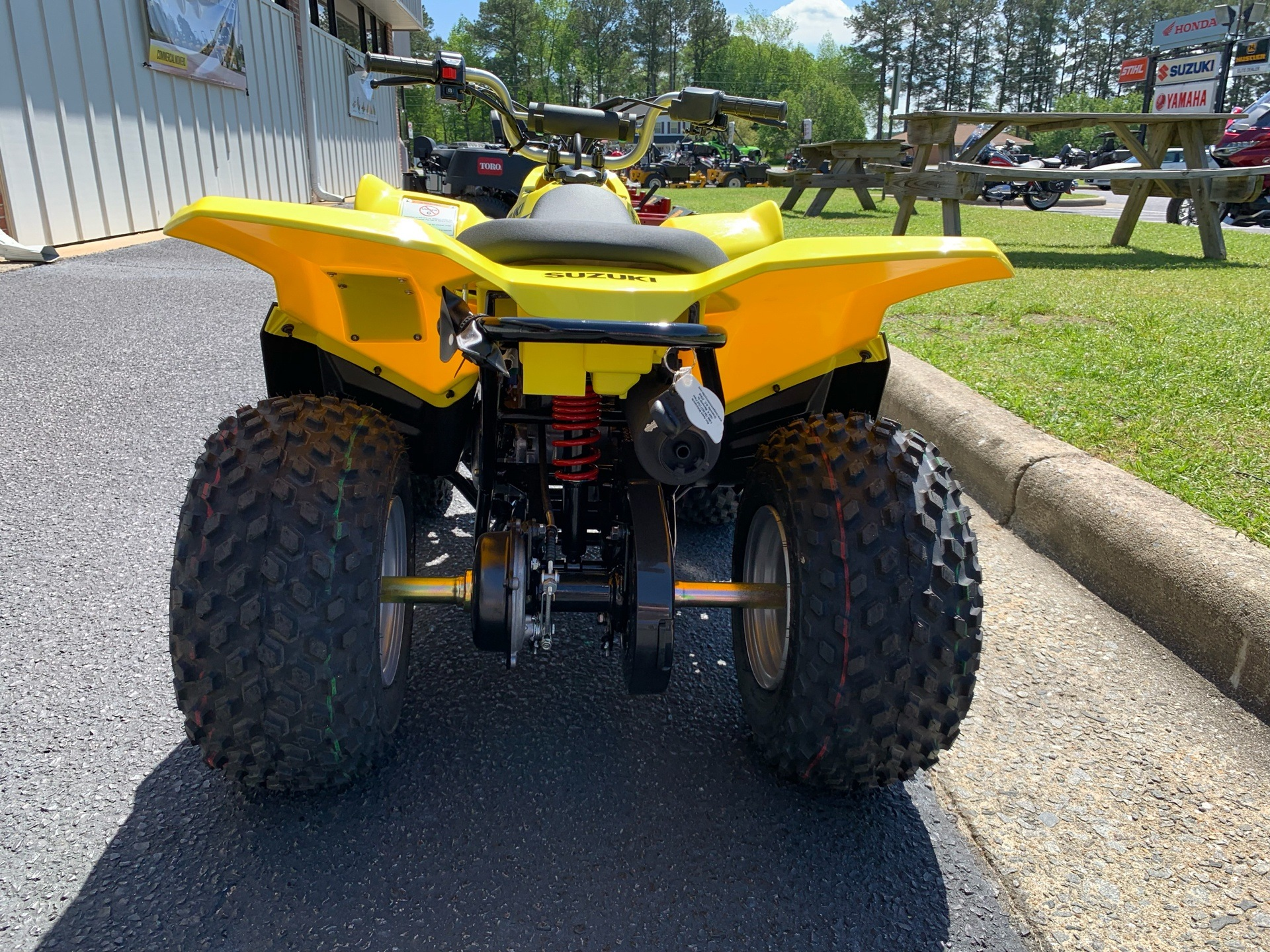 2019 Suzuki QuadSport Z50 in Greenville, North Carolina - Photo 9