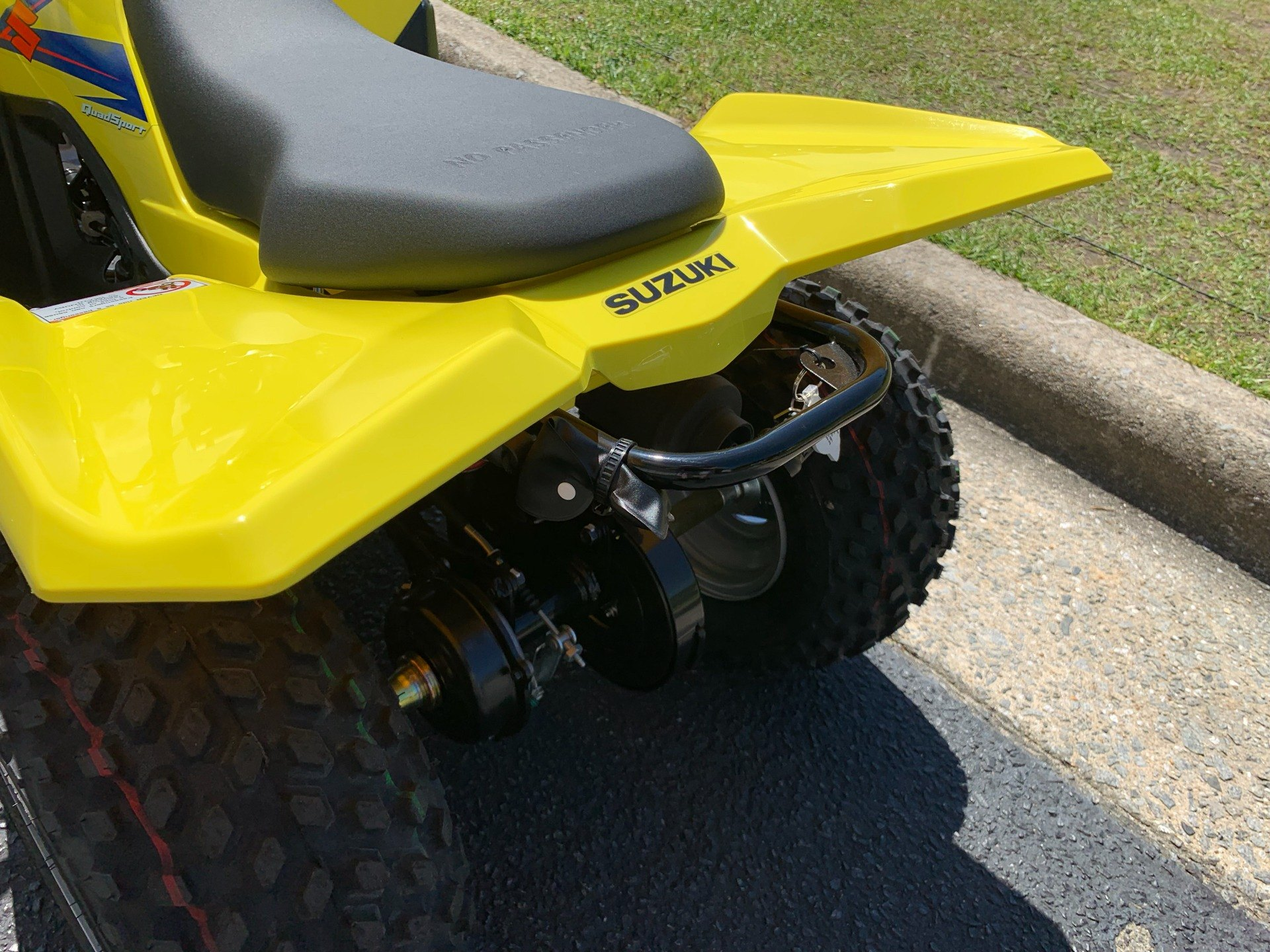 2019 Suzuki QuadSport Z50 in Greenville, North Carolina - Photo 10