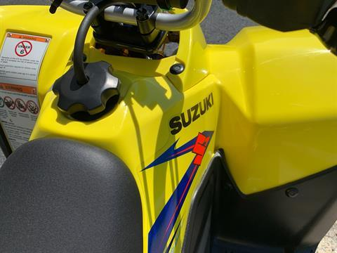 2019 Suzuki QuadSport Z50 in Greenville, North Carolina - Photo 15