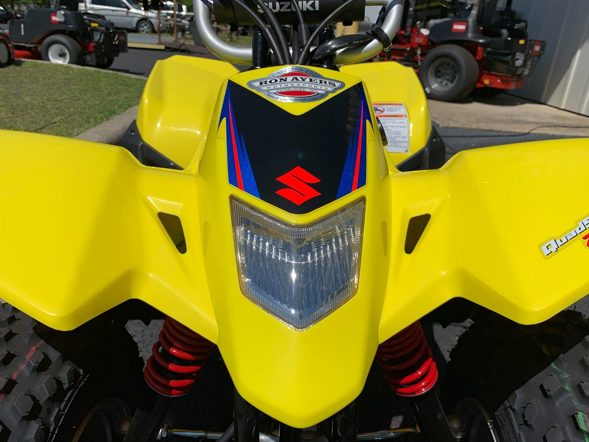 2019 Suzuki QuadSport Z50 in Greenville, North Carolina - Photo 16
