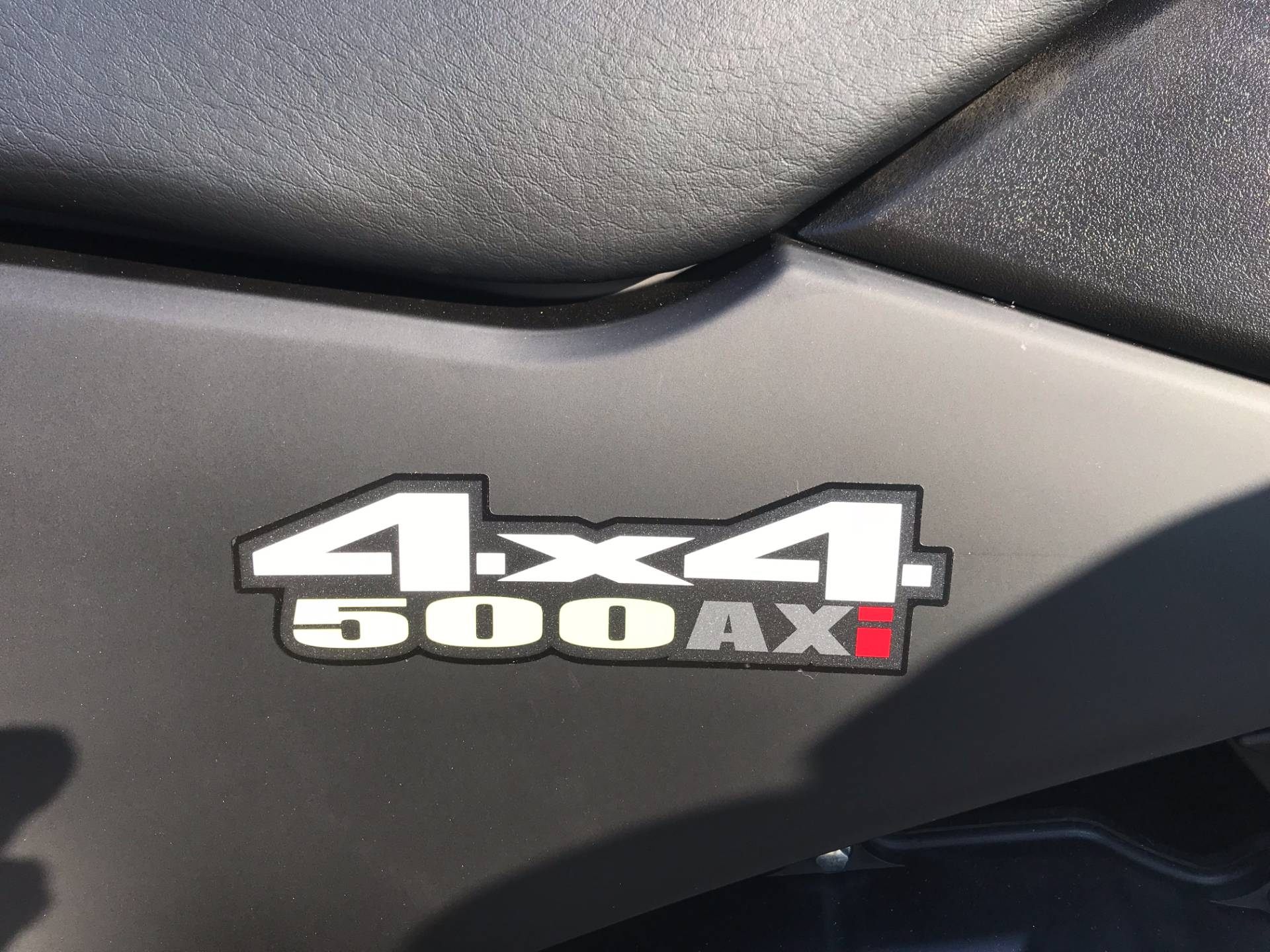 2018 Suzuki KingQuad 500AXi Power Steering Special Edition in Greenville, North Carolina