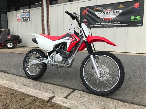 2018 Honda CRF125F (Big Wheel) in Greenville, North Carolina - Photo 2