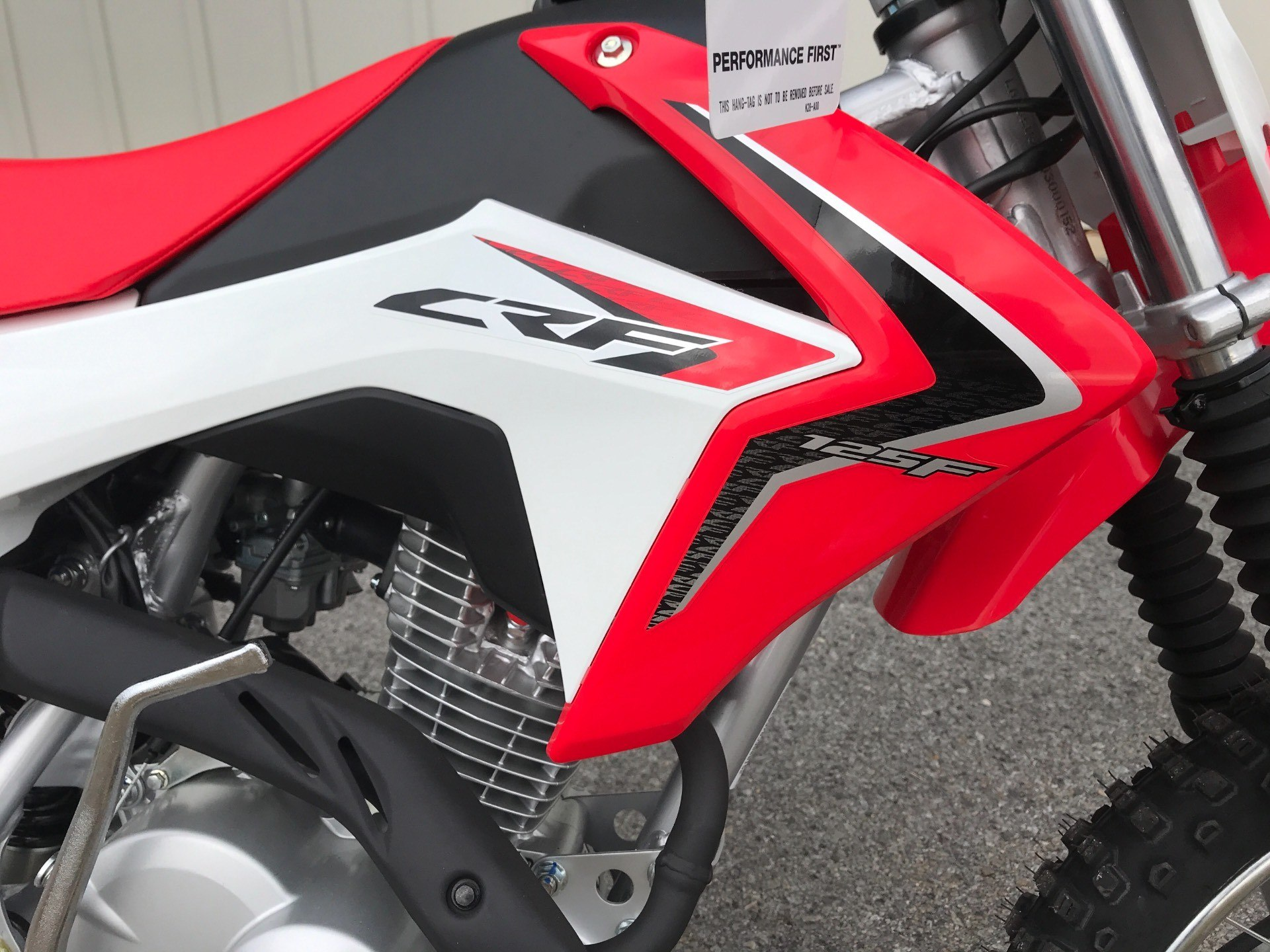 2018 Honda CRF125F (Big Wheel) in Greenville, North Carolina - Photo 15