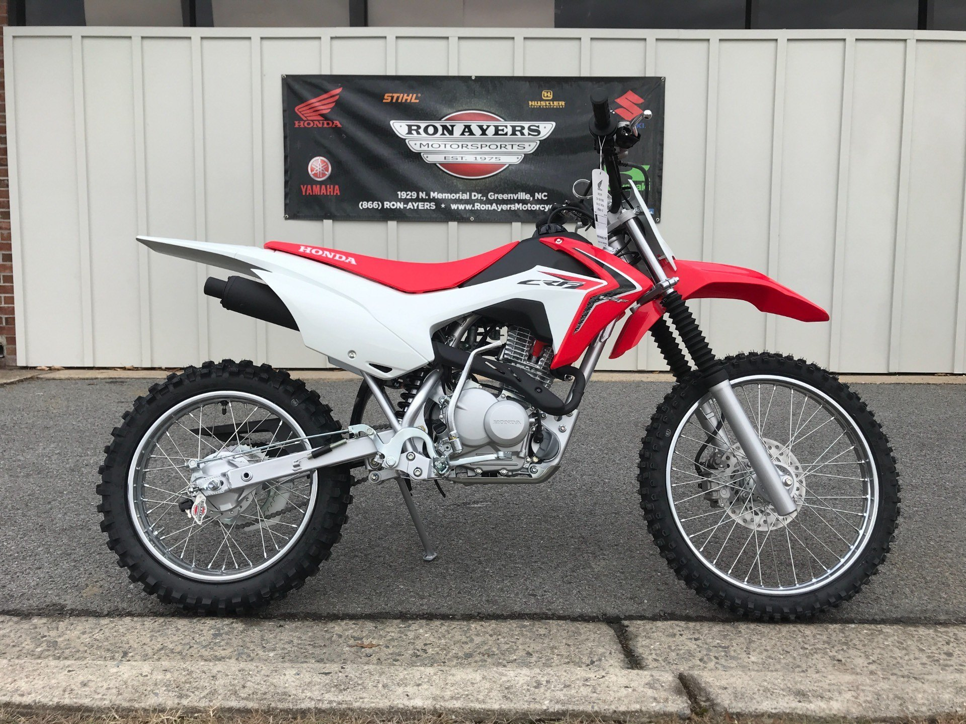 2018 Honda CRF125F (Big Wheel) in Greenville, North Carolina - Photo 20