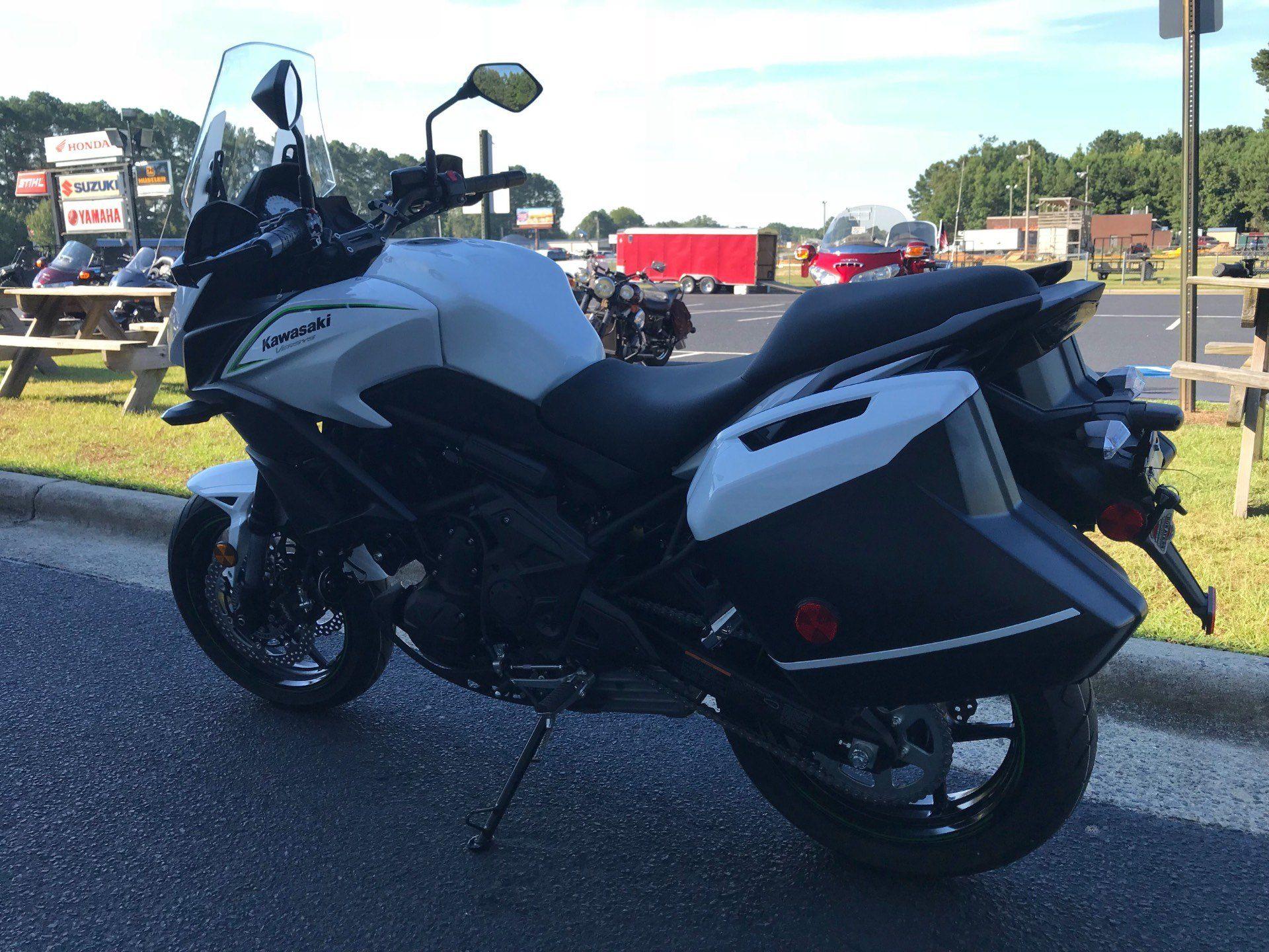 2018 Kawasaki Versys 650 LT 8