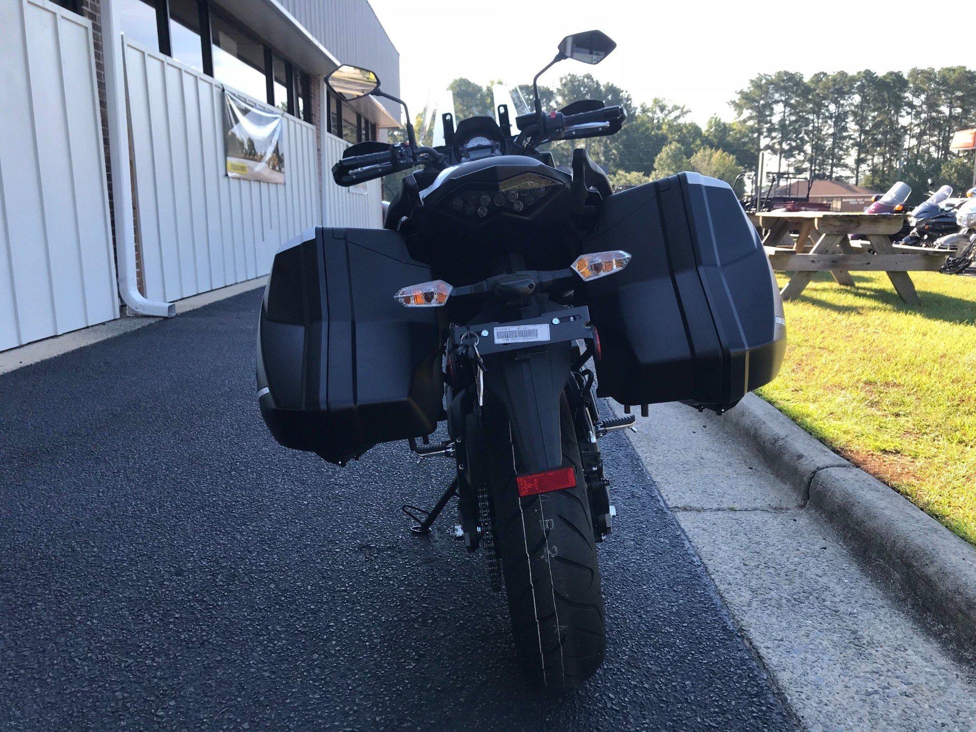 2018 Kawasaki Versys 650 LT 10