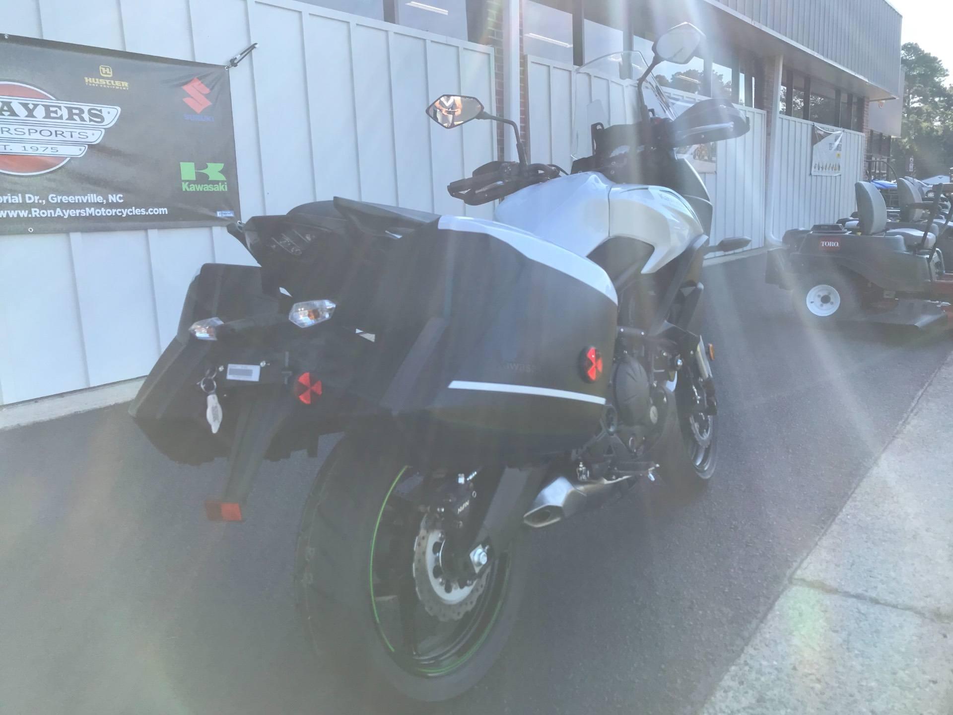 2018 Kawasaki Versys 650 LT 11