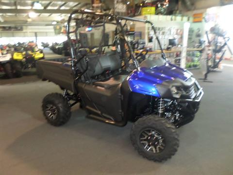 2017 Honda Pioneer 700 Deluxe in Greenville, North Carolina
