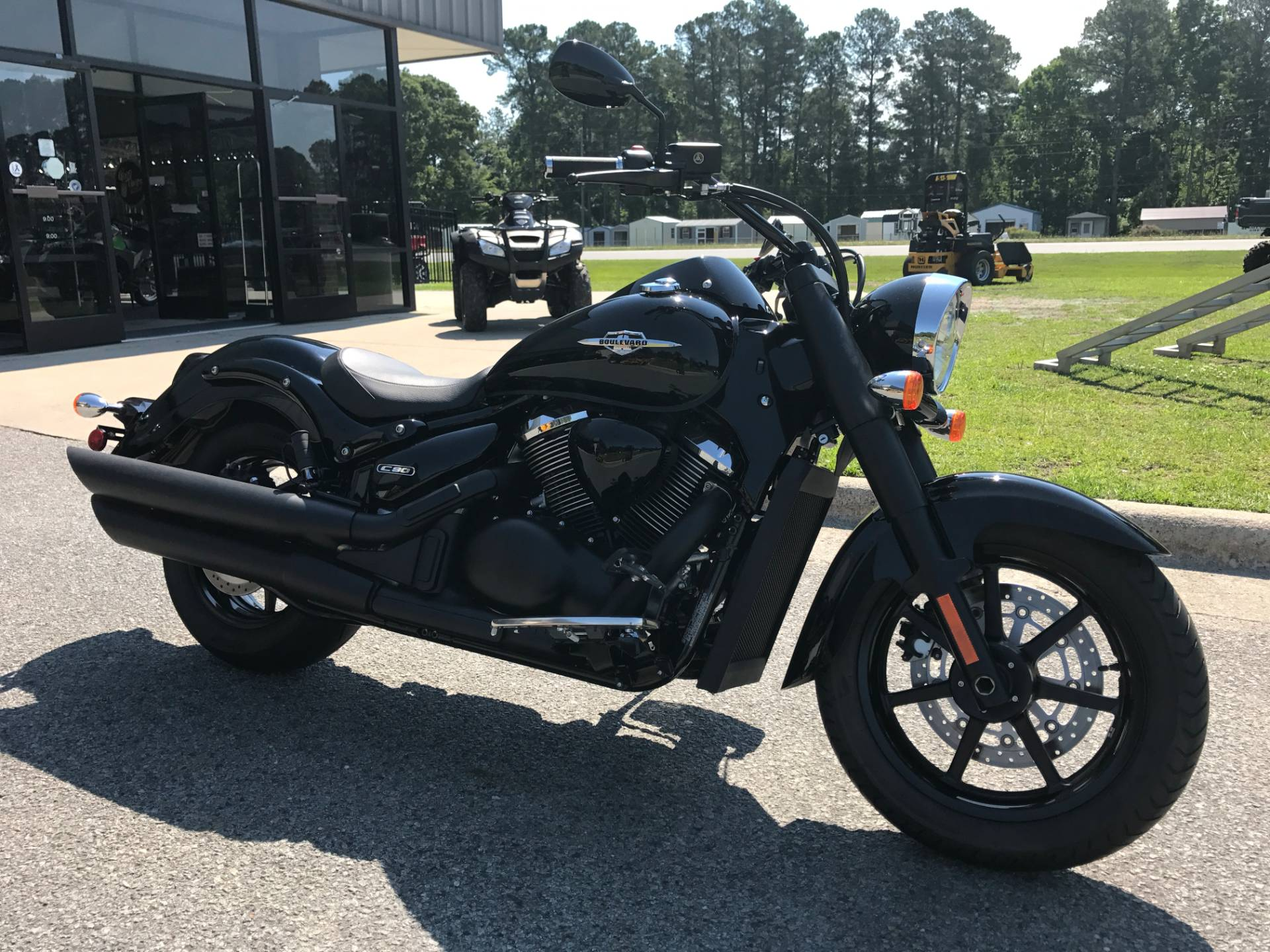 2014 Suzuki Boulevard C90 B.O.S.S. in Greenville, North Carolina