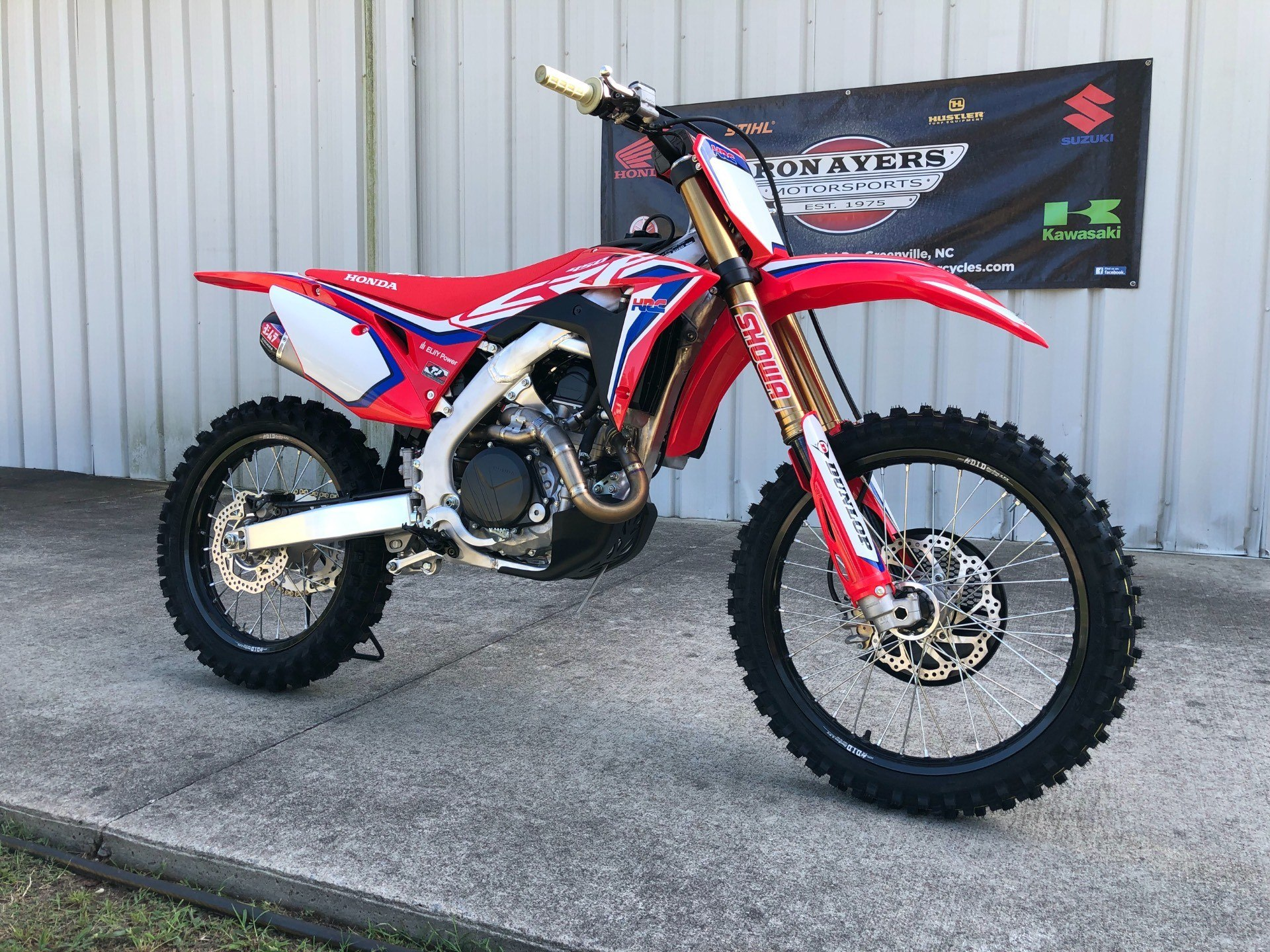 2020 Honda CRF450RWE in Greenville, North Carolina - Photo 2