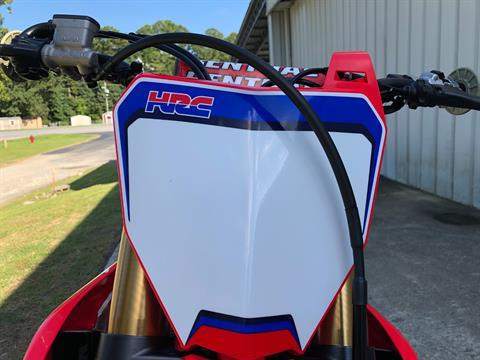 2020 Honda CRF450RWE in Greenville, North Carolina - Photo 13