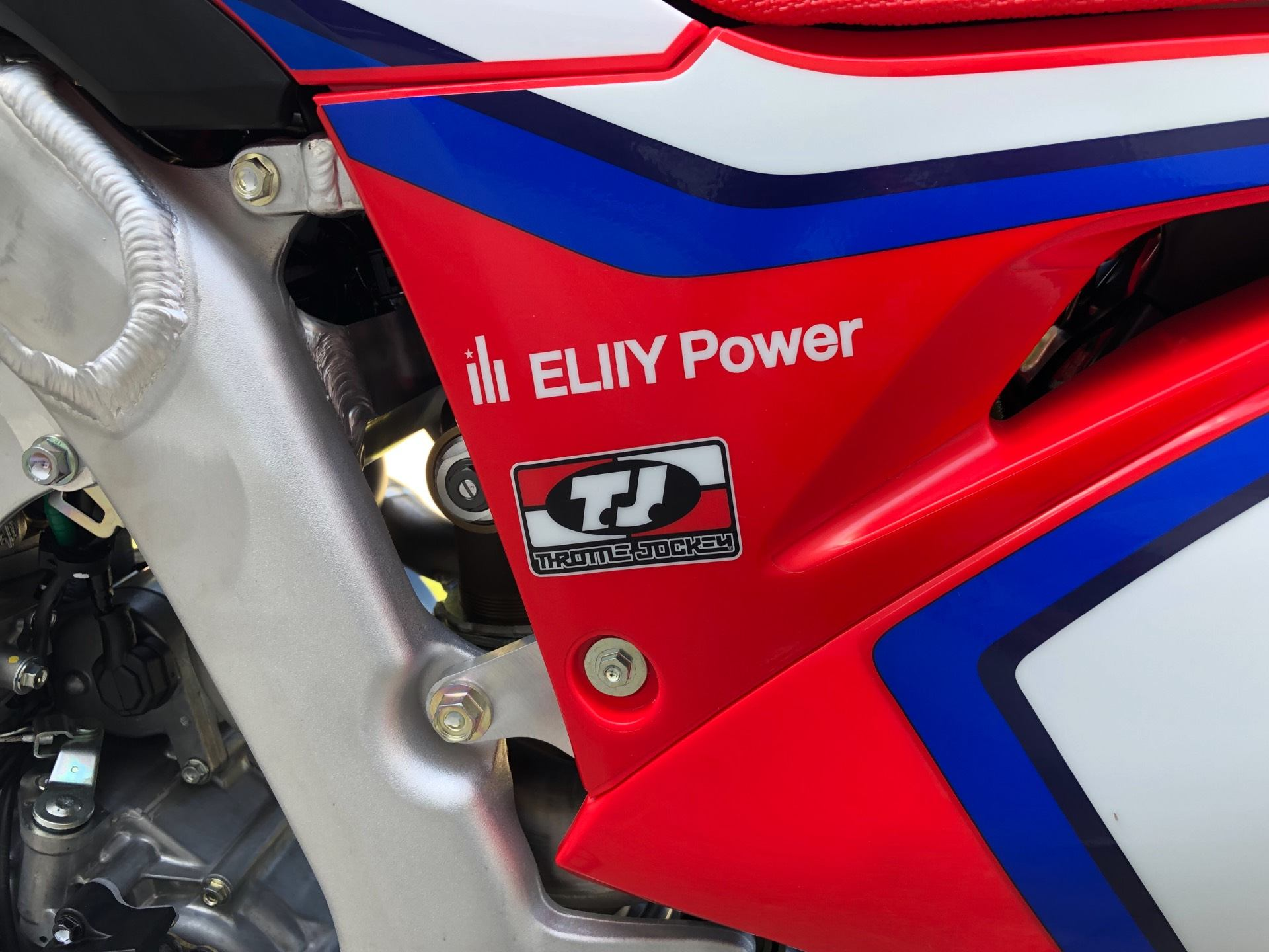 2020 Honda CRF450RWE in Greenville, North Carolina - Photo 23