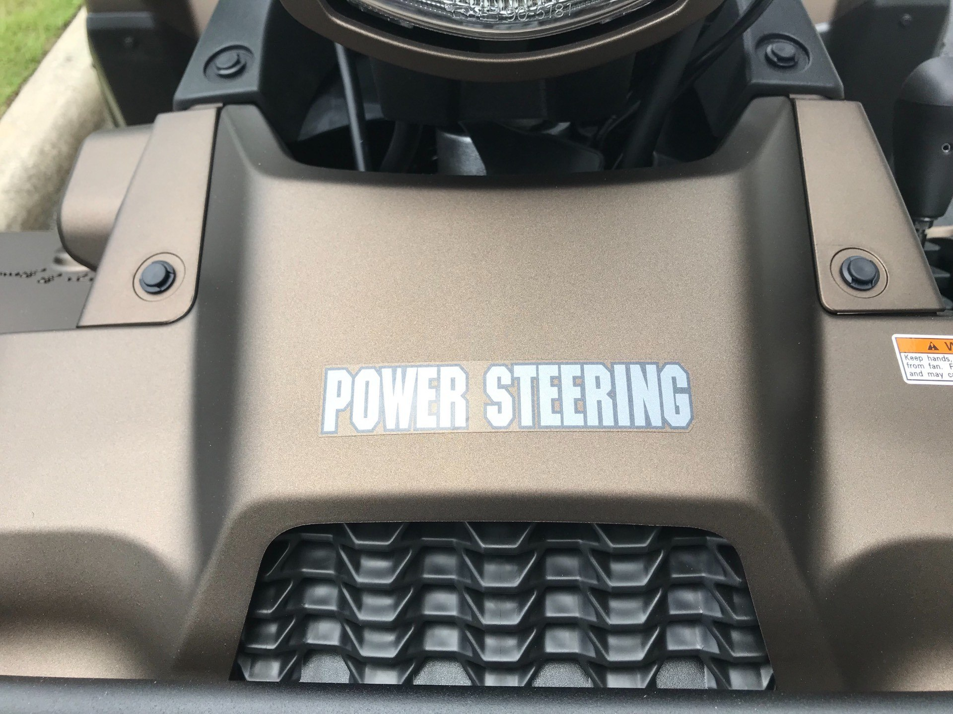 2019 Suzuki KingQuad 500AXi Power Steering SE+ in Greenville, North Carolina - Photo 14