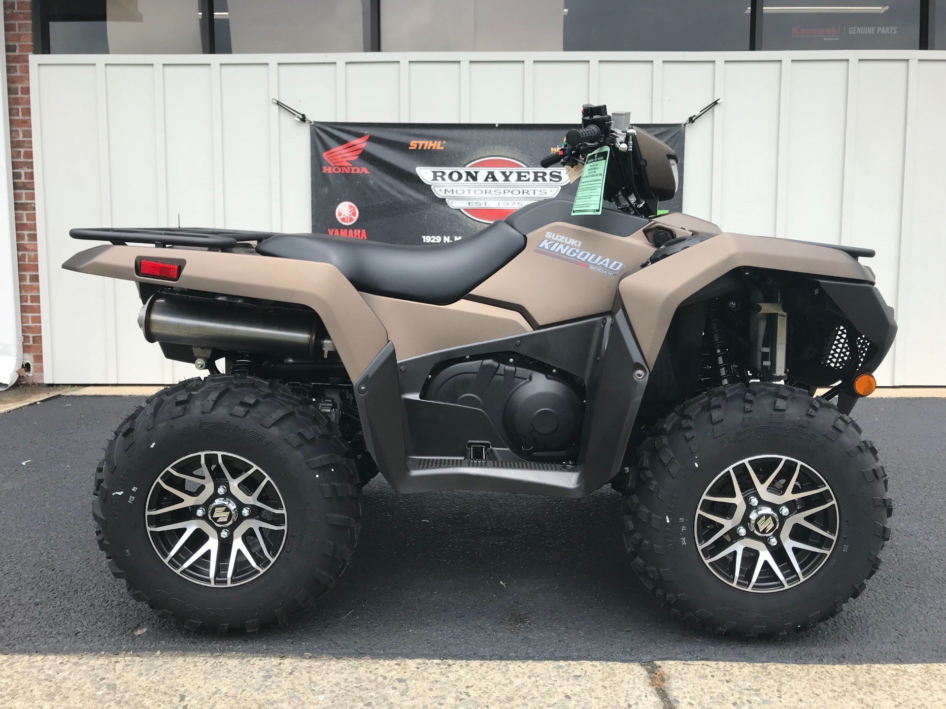 2019 Suzuki KingQuad 500AXi Power Steering SE+ in Greenville, North Carolina - Photo 25