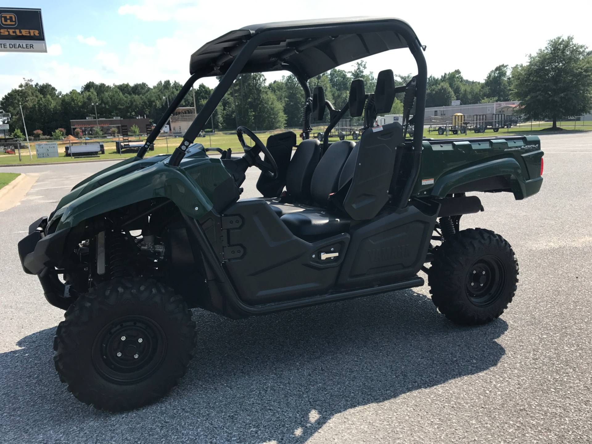 2017 Yamaha Viking EPS in Greenville, North Carolina