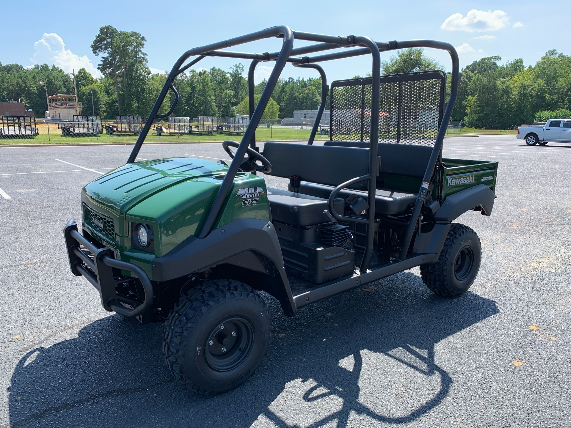 2020 Kawasaki Mule 4010 Trans4x4 in Greenville, North Carolina - Photo 6