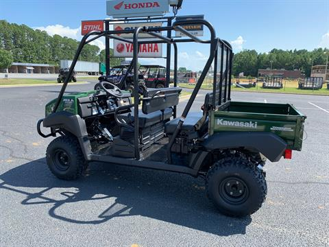 2020 Kawasaki Mule 4010 Trans4x4 in Greenville, North Carolina - Photo 8