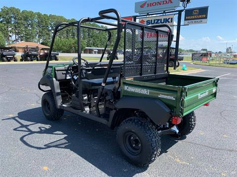 2020 Kawasaki Mule 4010 Trans4x4 in Greenville, North Carolina - Photo 9